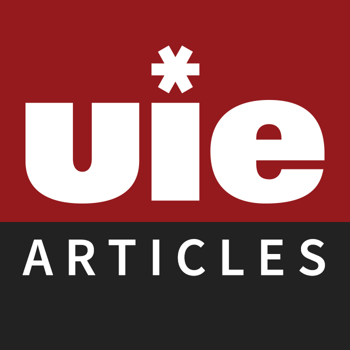 UX Articles by UIE